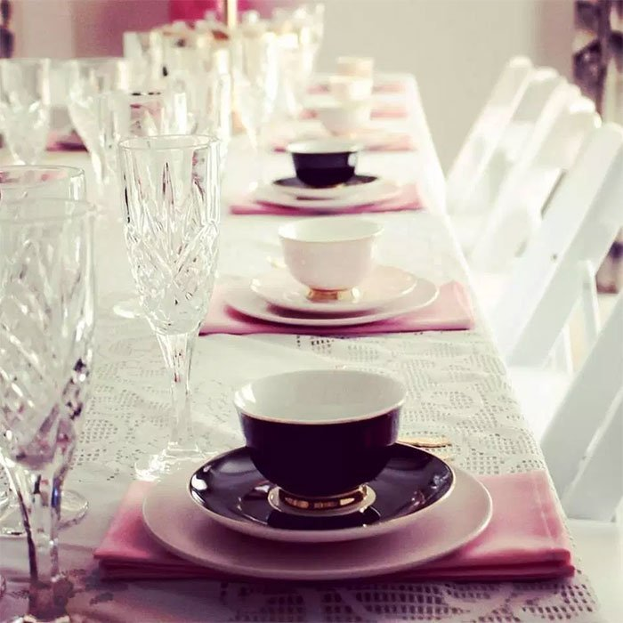 High Tea Etiquette Masterclass & Afternoon Tea