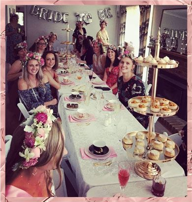 The High Tea Mistress Modern mobile high tea experts. Workshop Packages