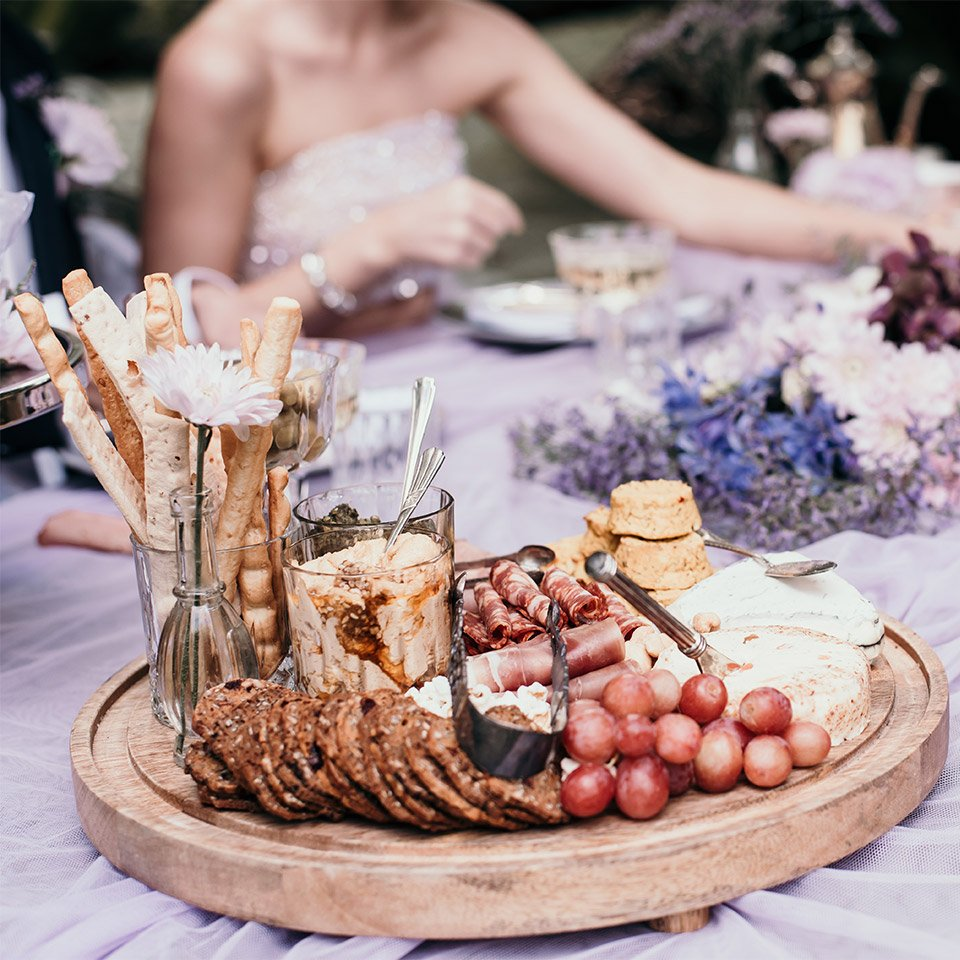 High Tea Mistress Platter